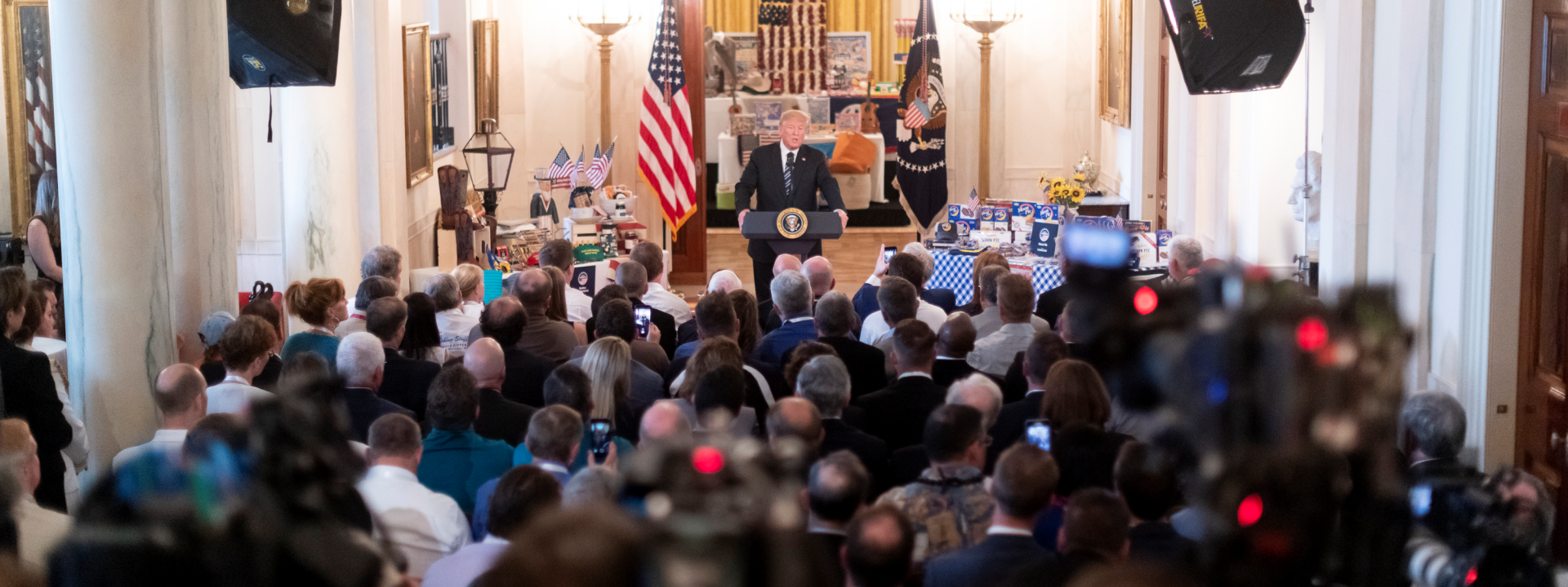 American Manufacturers Featured at White House Event