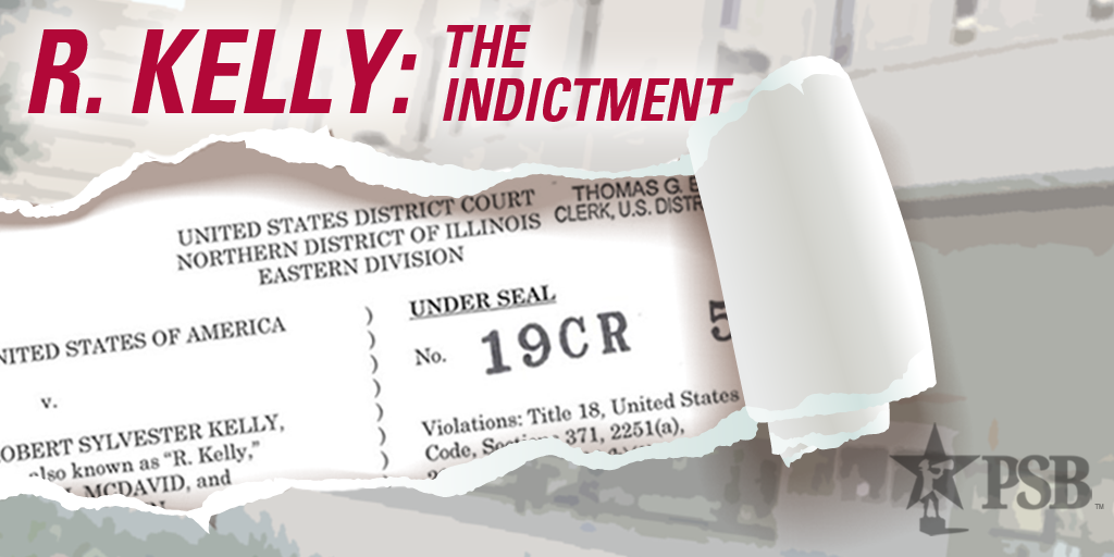 R. Kelly Indicted in Chicago - All you need to know