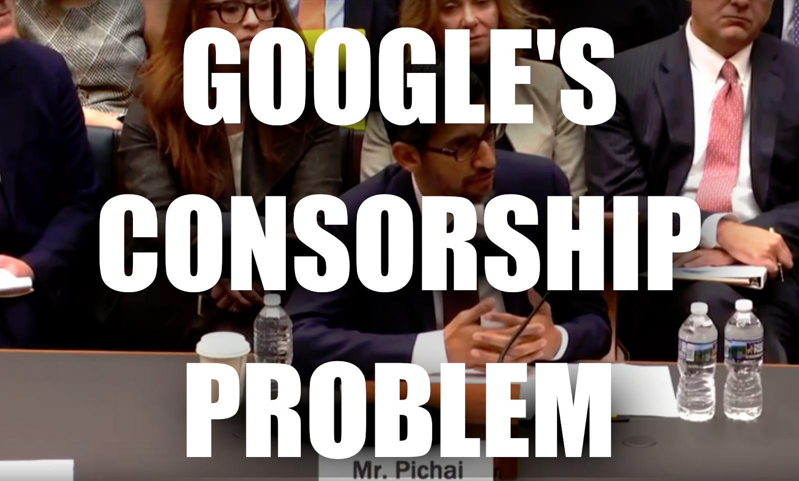 Leaked Google Documents Show Evidence of Systematic Political Censorship