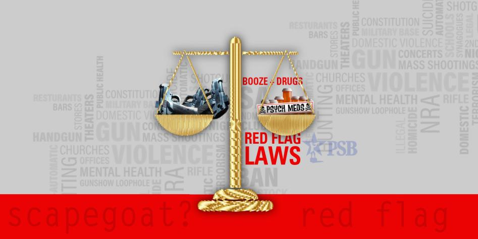 Mental Illness and Red Flags - The Roots of Gun Violence Alcohol and Drugs