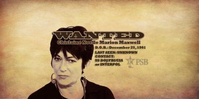 Jeffrey Epstein's Gal Pal Ghislaine Maxwell is Missing