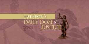 Daily Dose of Justice