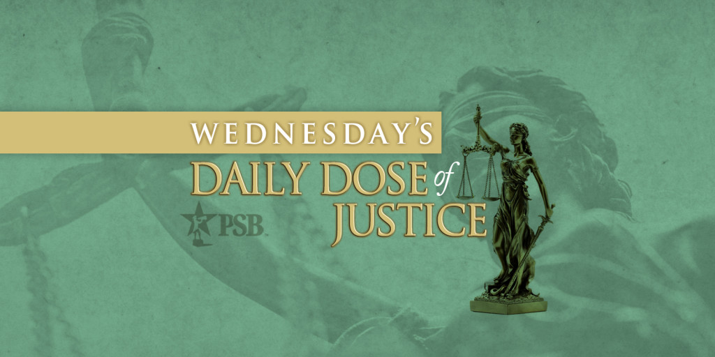 Daily Doses of Justice