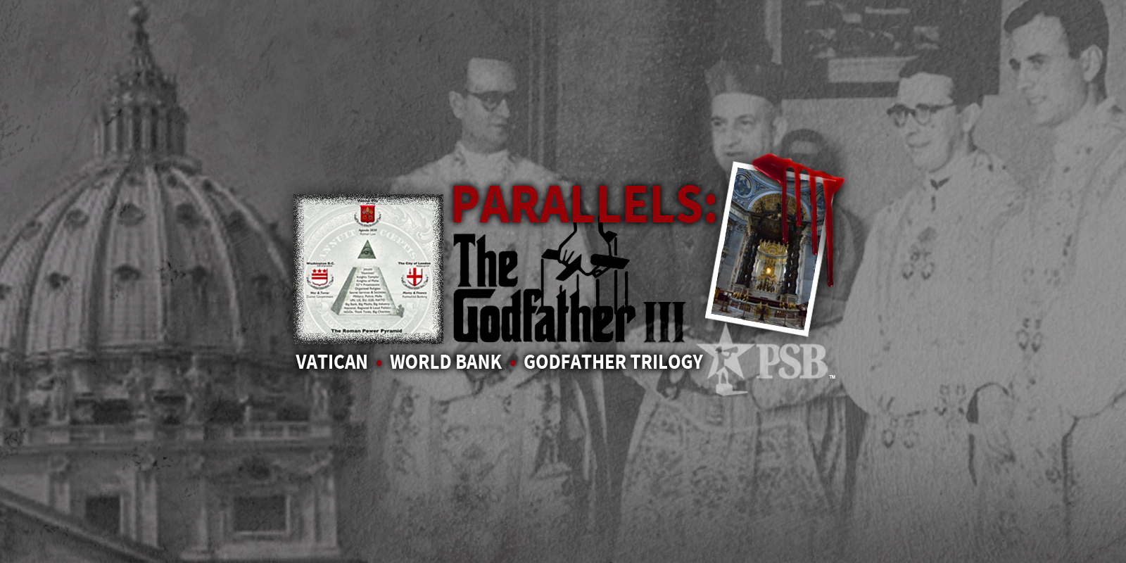 Godfather III Opus Dei and Internazionale Immobiliare