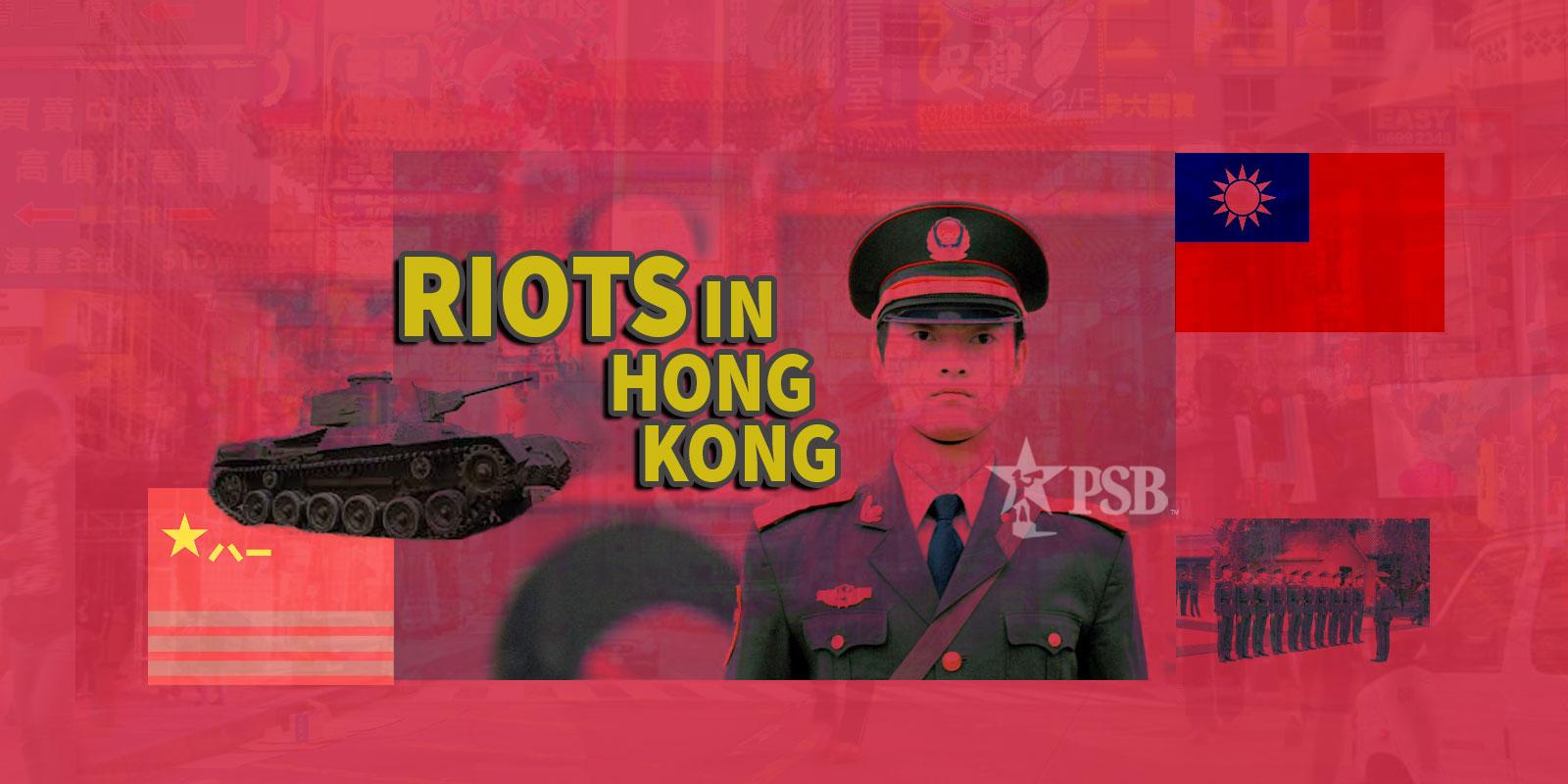 Hong Kong Protests Heating Up