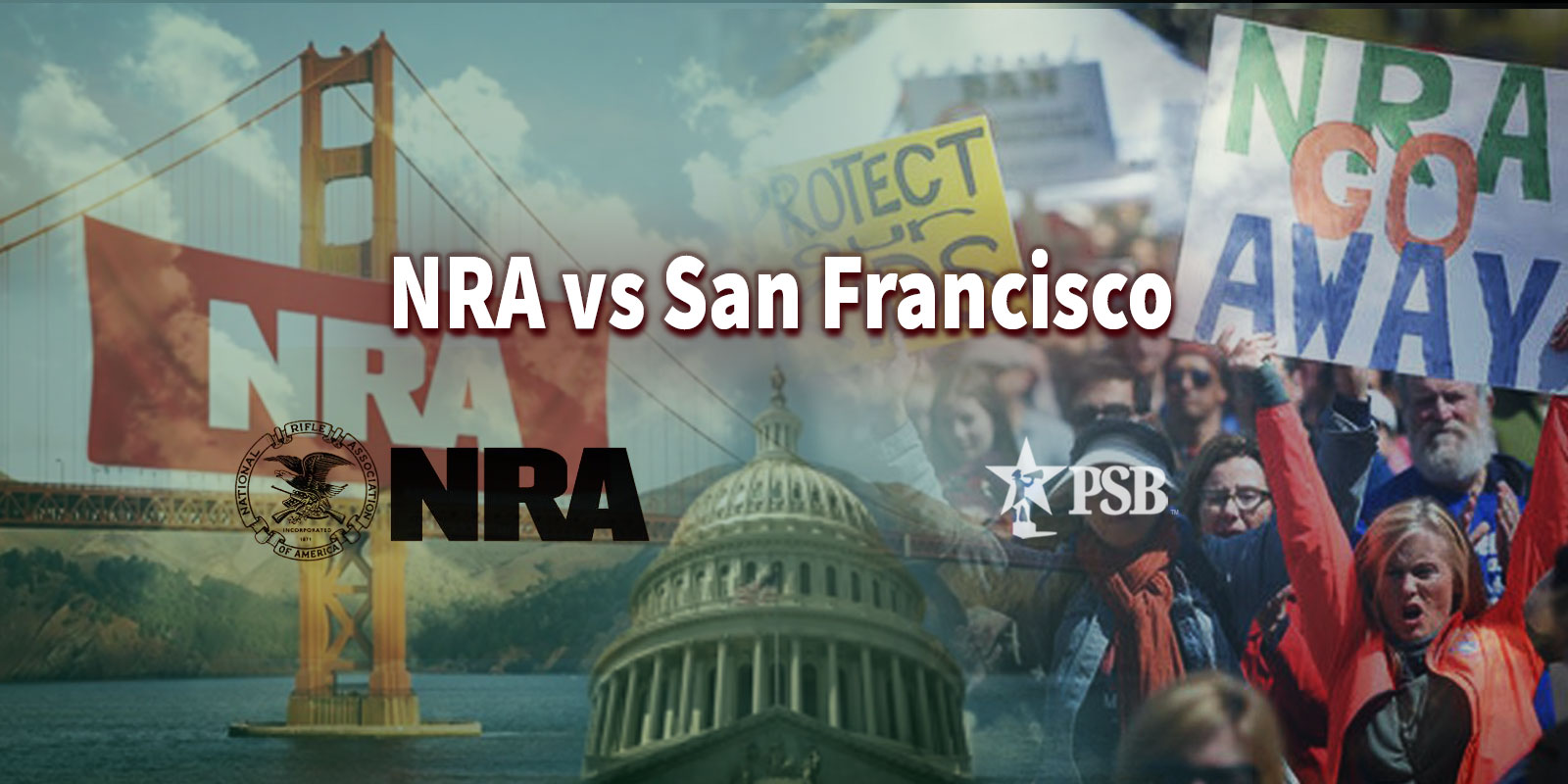 NRA Sues SF: We are Not Terrorists!