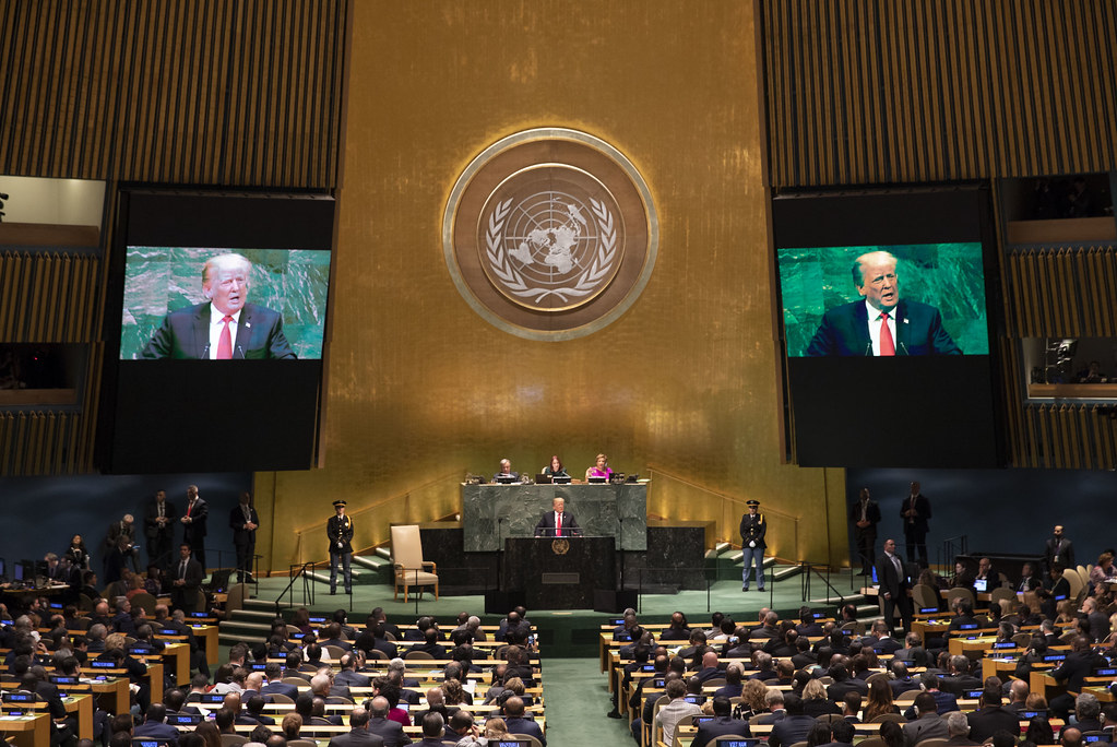 From the UN: Presidential Press Conference September 25, 2019