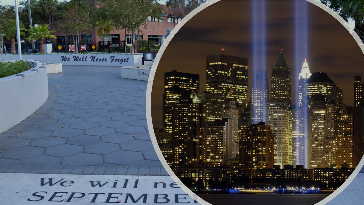 Let Us Never Forget What Happened on September 11, 2001, and September 11, 2012