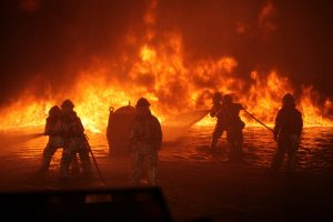 California Under State of Emergency Due to Wildfires & Winds