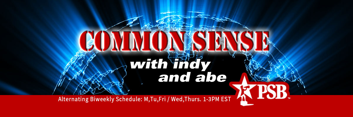 Common Sense with Indy and Abe