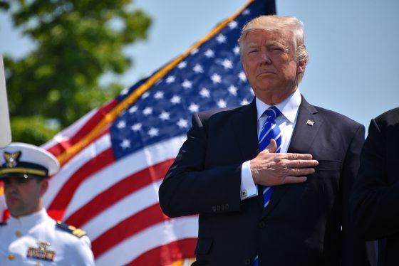 President Trump Visits Tornado Struck Tennessee