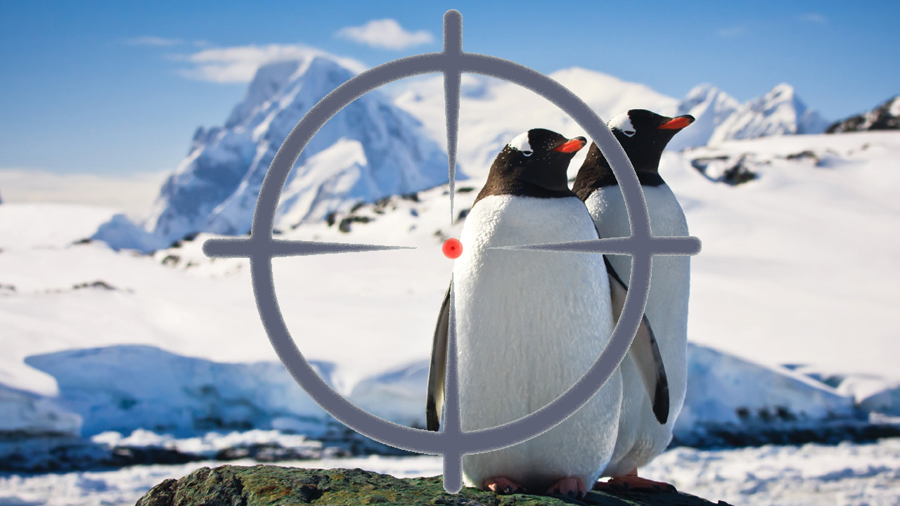 Antarctica: The Next Target for China