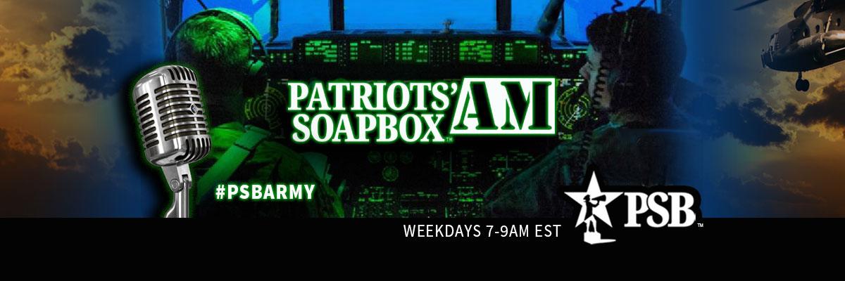 Patriot's Soapbox AM