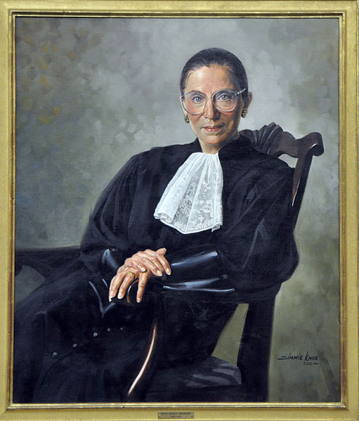 Ginsburg: Back On The Bench Today Despite Recent Hospitalization