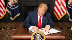 President Trump Signs Federal Law on Animal Cruelty: First in American History