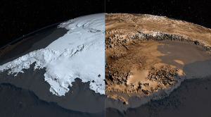 Topographical Mapping of Antarctica Helps Researchers & Scientist