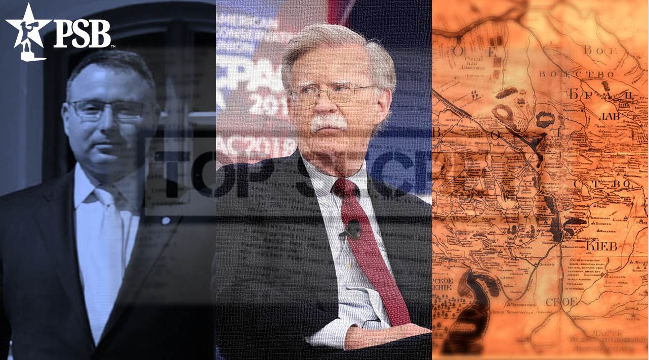 Bolton's Book: Another NSC Leak? Vindman's Brother Involved?