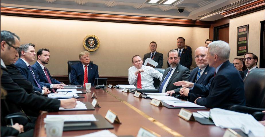 President's Coronavirus Task Force