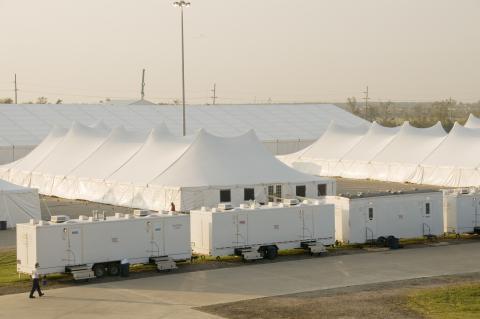 11 U.S. Military Bases Designated Coronavirus Quarantine Centers as Needed
