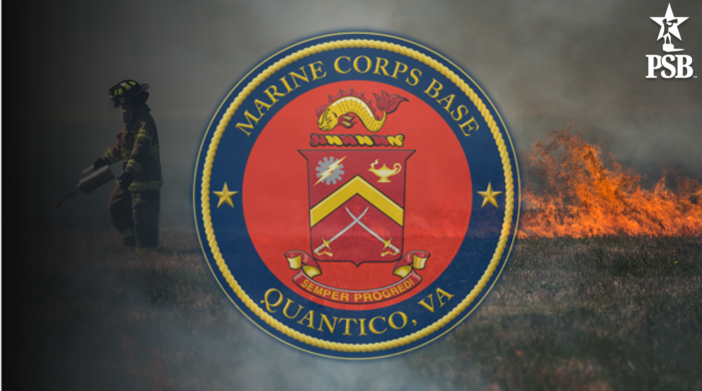 Strange Occurrences at Quantico: CoronaVirus & Controlled Burns?
