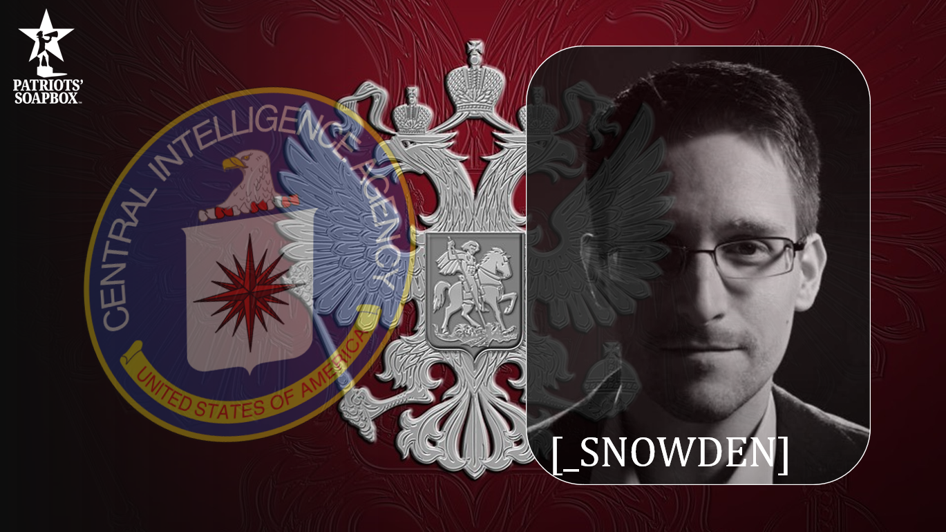 BREAKING: Edward Snowden Seeks 3-Year Extension of Russian Residency