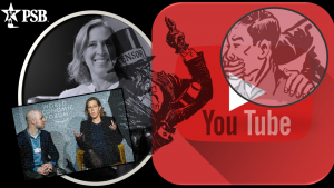 Google Goes Beyond Orwell to CCP Style Censorship: YT's New Ministry of Truth & A Deal With Netflix