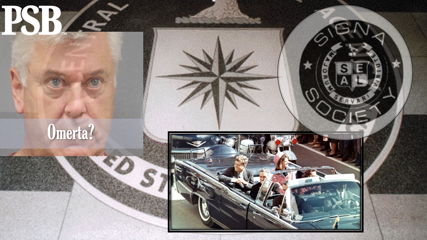 The Moretti Connections: Pedophilia, The CIA, Obama 7th Floor, Vatican Sexual Abuse Cover-ups & More