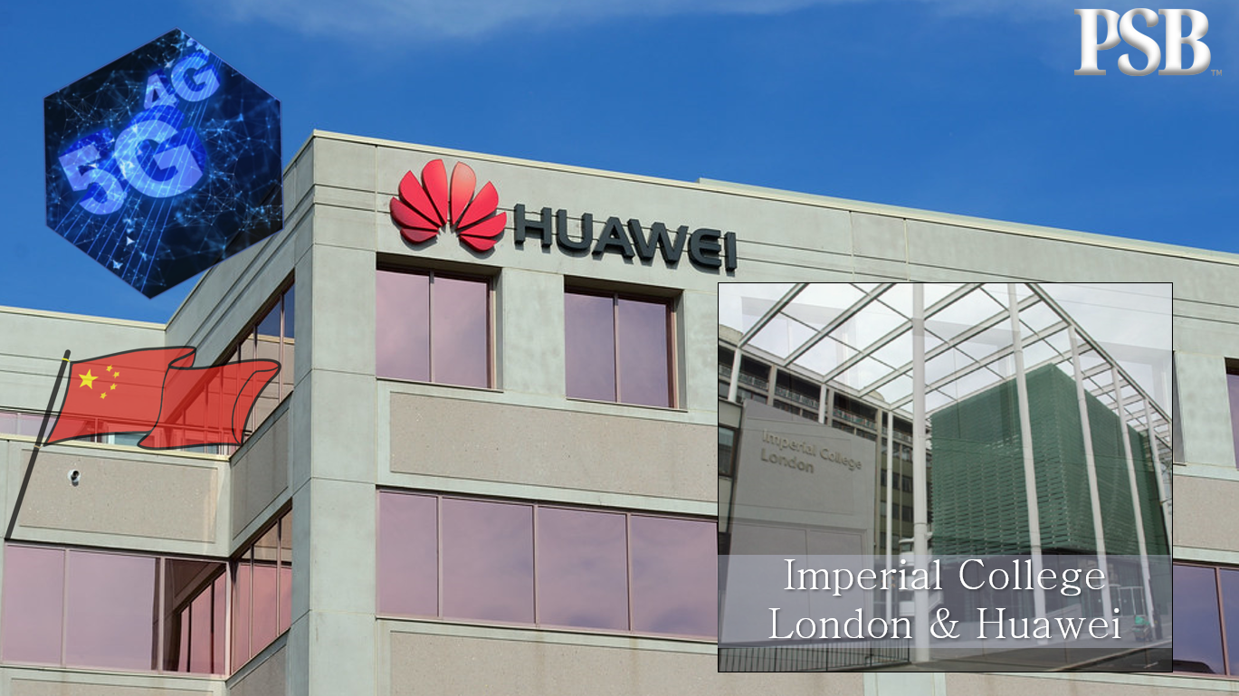 Huawei to Fund New Tech Hub at Imperial College London Whose Flawed COVID19 Model Led to Lockdowns