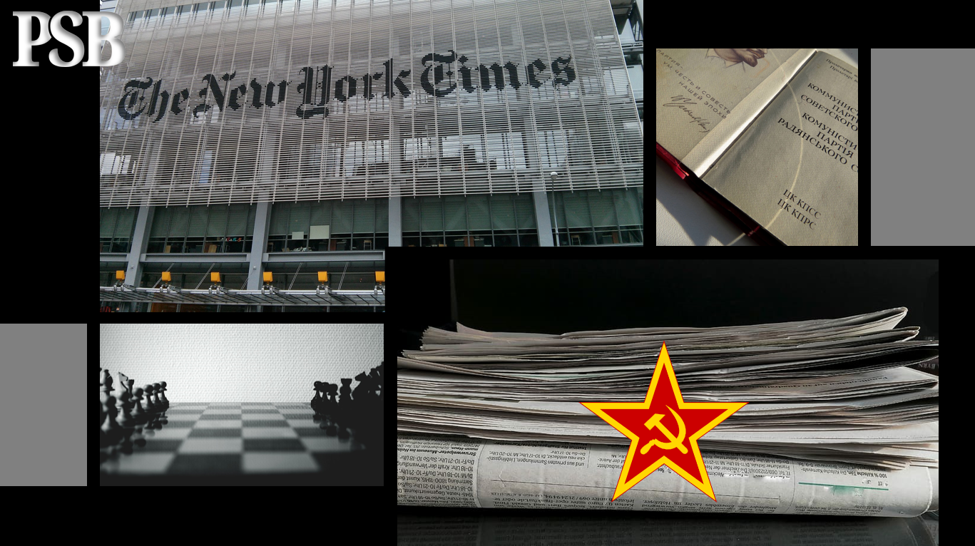 The Media's Role in Covering Up Communist Atrocities and Crimes
