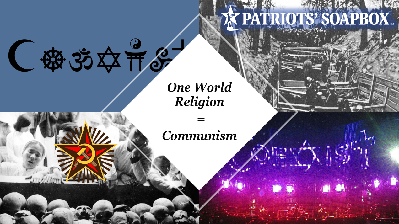 A One World Religion – Communism?