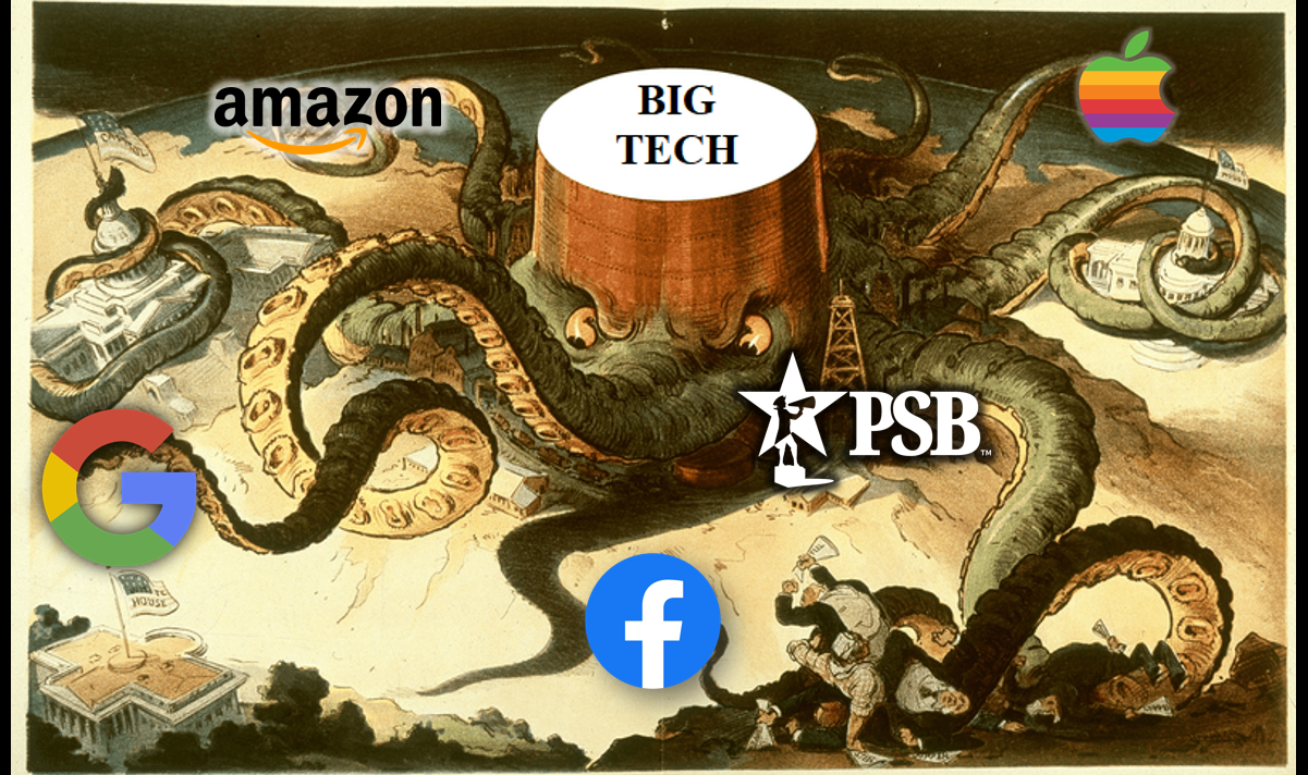 Poor Little Rich Boys: Big Tech Use Anti-Trust Hearings for Public Relations Blitz as Conservatives Sold Out
