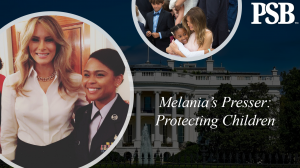 First Lady Melania Holds Task Force Briefing on Protecting Native American Children