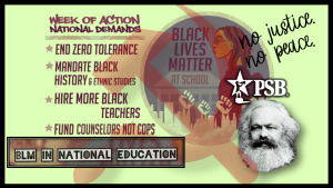 Black Lives Matter Marxist Indoctrination in Elementary Schools & National Education