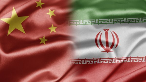 China to Buy Iran?