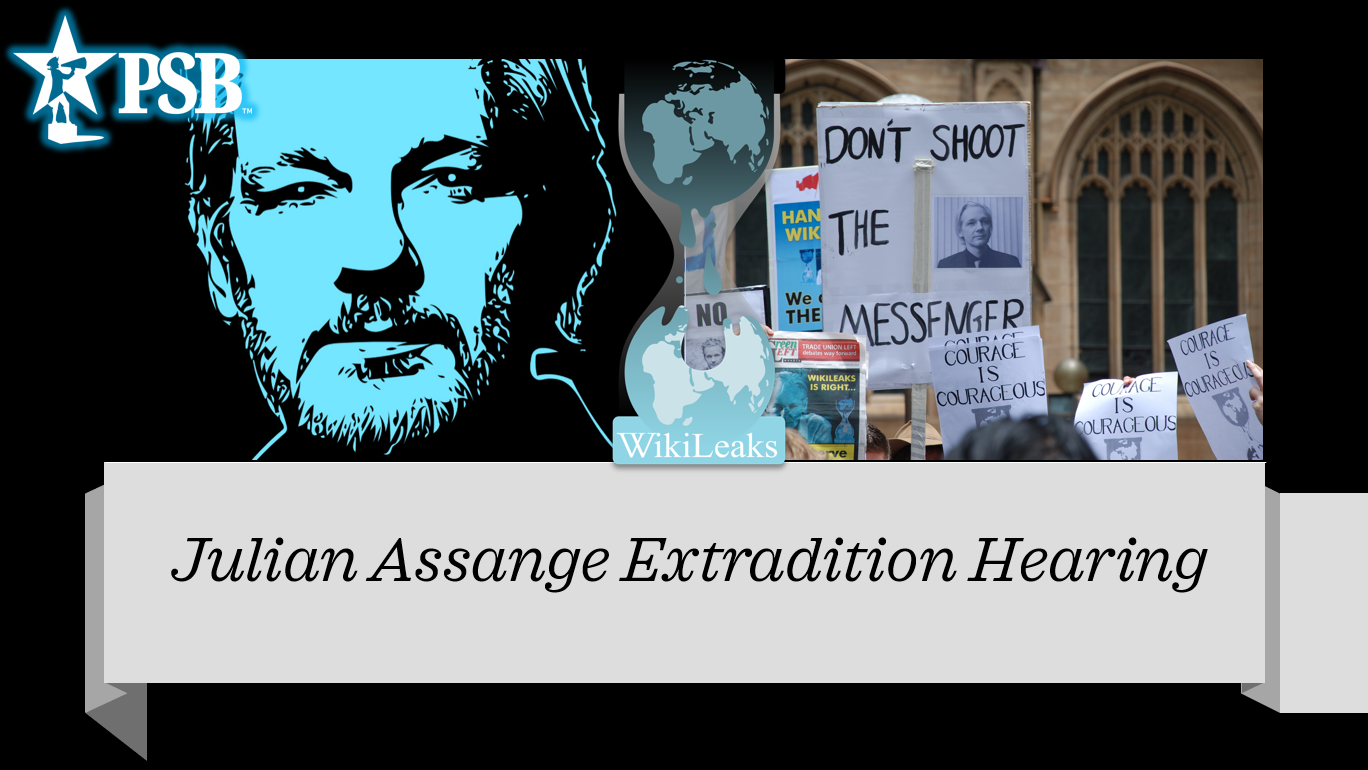 Julian Assange Extradition Hearing: Day Nine