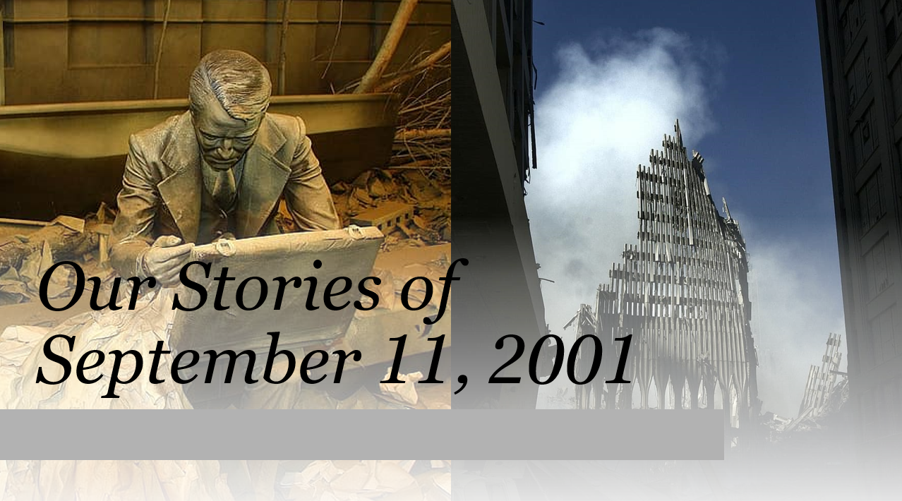 What Do I Remember About 9/11?