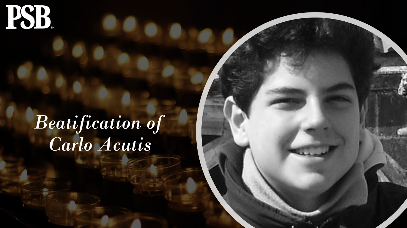 Young Computer Programmer Carlo Acutis to be Beatified
