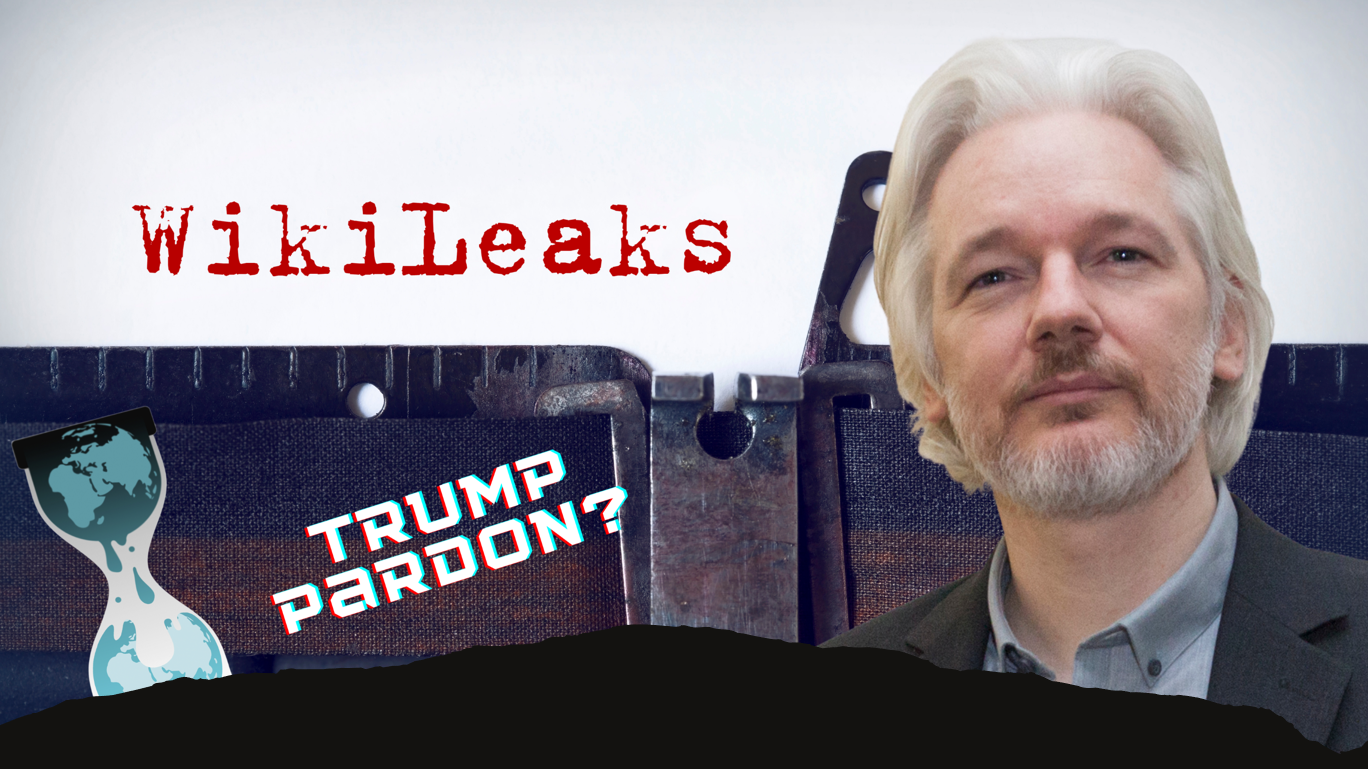 Rumors of Julian Assange Being Pardoned by Trump Swirling Online