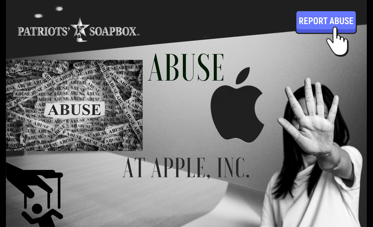 Medium Censors Story of Ex-Apple Employee Detailing EXTREME Workplace Abuse
