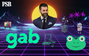 The Rise of Gab and the Fight for the Future
