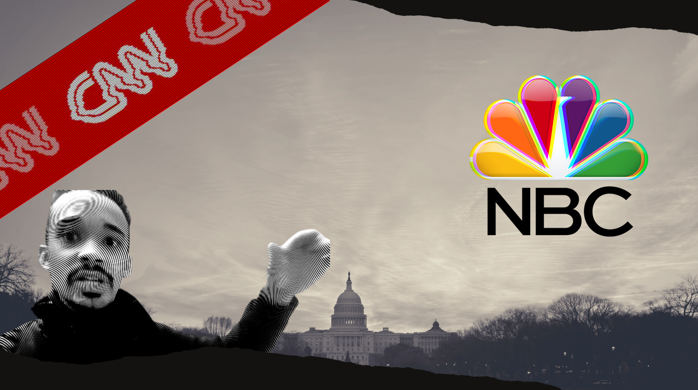 Insurgence, USA: Did CNN & NBC Finance the Storming of the Capitol?