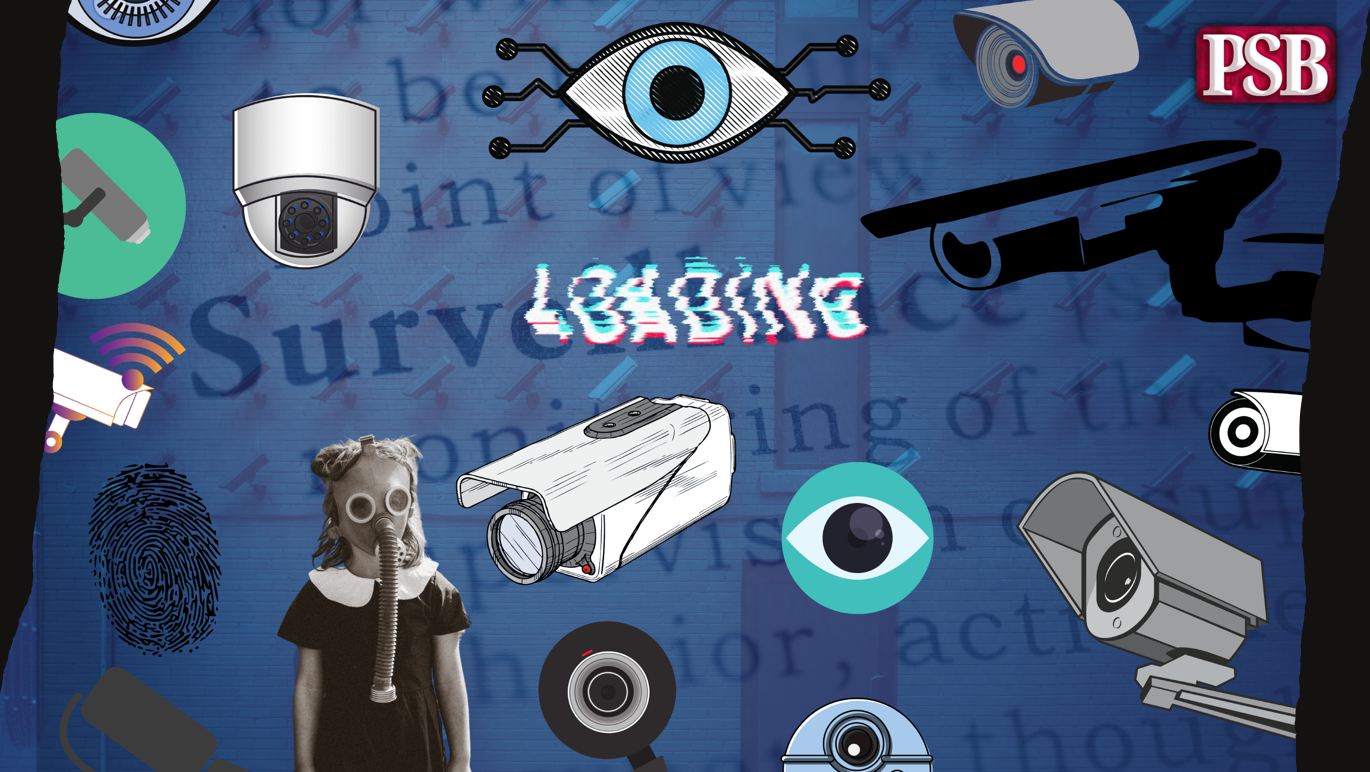 Welcome to the Machine: Digital Dictatorships & Totalitarian Regimes of the Future
