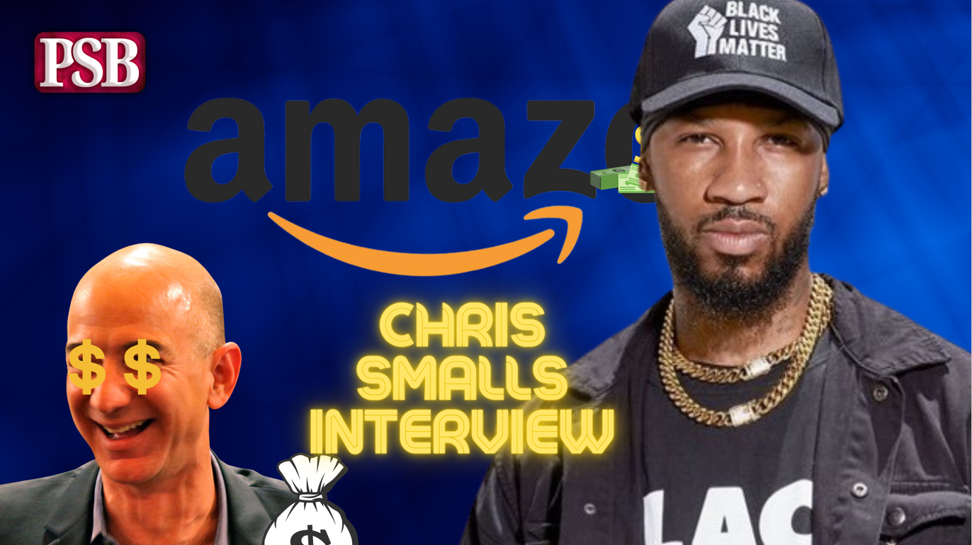 Chris Smalls: Amazon, Unionizing, Workers Rights & Corporate Racism