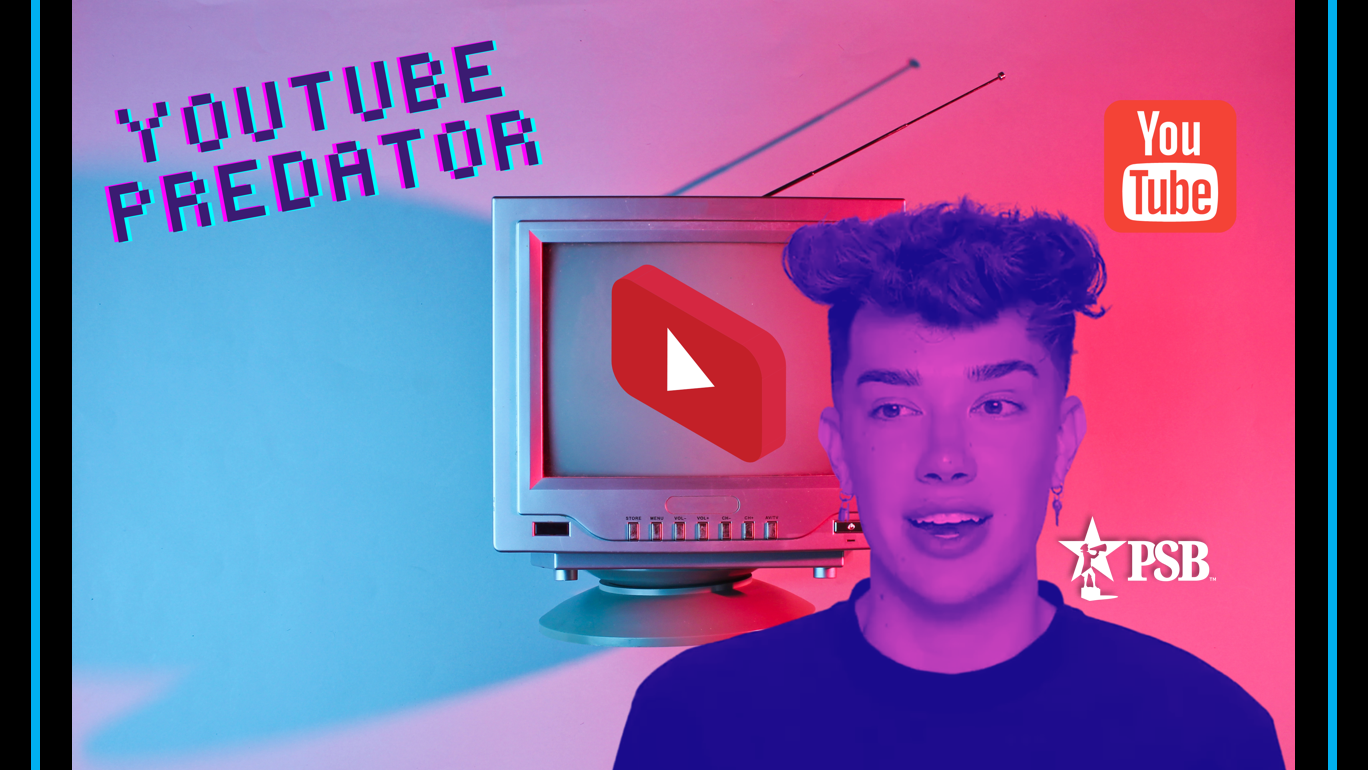 James Charles, YouTube Influencer Praised by Susan Wojcicki, EXPOSED Grooming Minor Boys