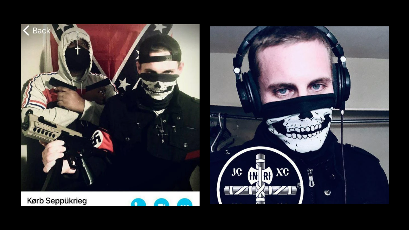 Neo-Nazi Coleman Thomas Blevins, Claimed to be a Fed & Journo at Vice