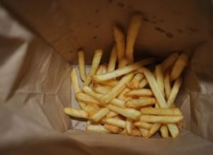 Hump Day: The Best Fries are at the Bottom of theBag