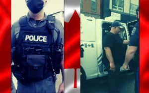 """PSB EXCLUSIVE!: Canadian Medical Tyranny – Man With No """"PEI Pass"""" Vax Passport ARRESTED at Freedom Rally, GETS CONCUSSION"""
