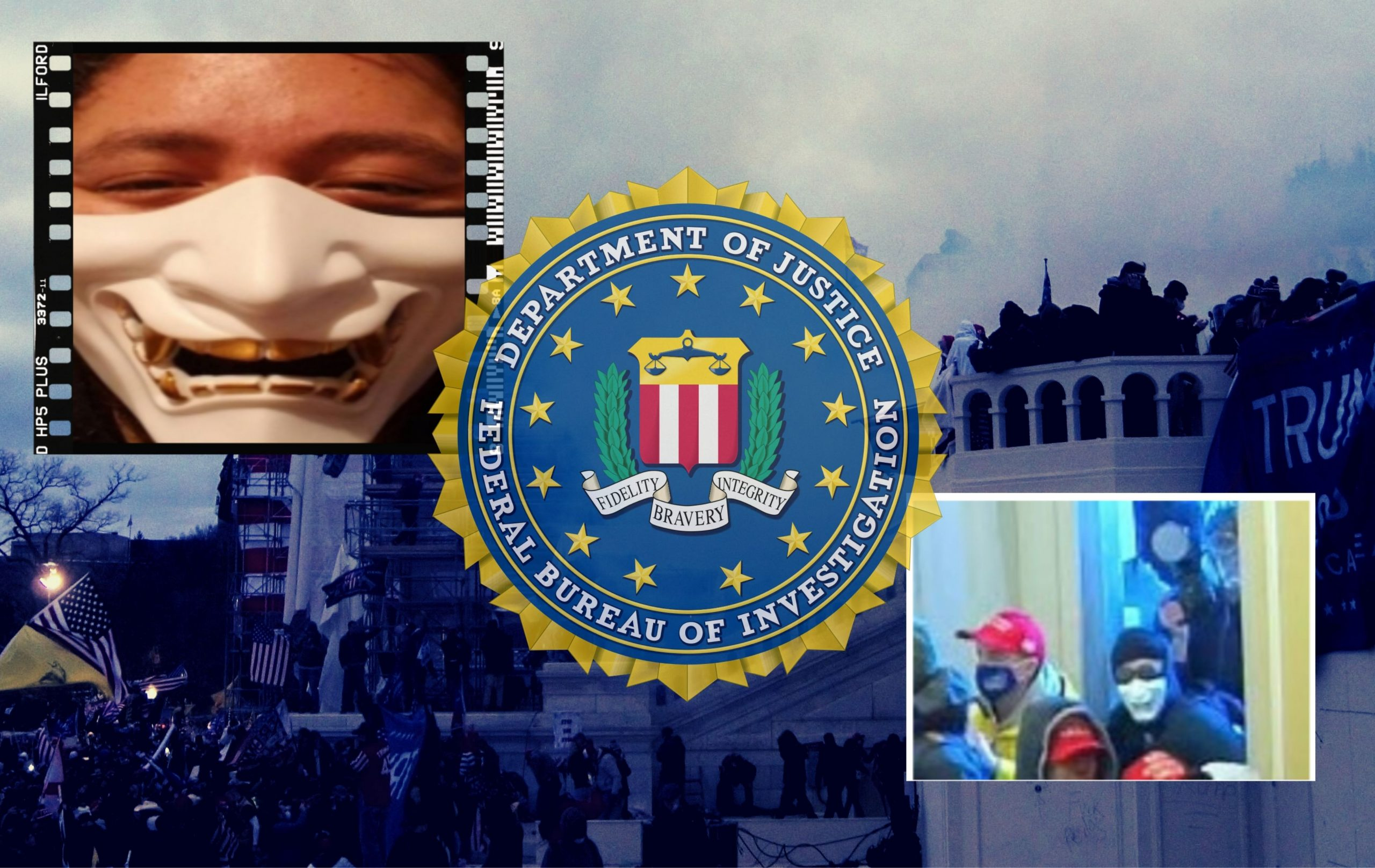 Breaking! PSB, Revolver News Vindicated: Court Docs Prove FBI & MPD Placed Undercovers on January 6 at Capitol