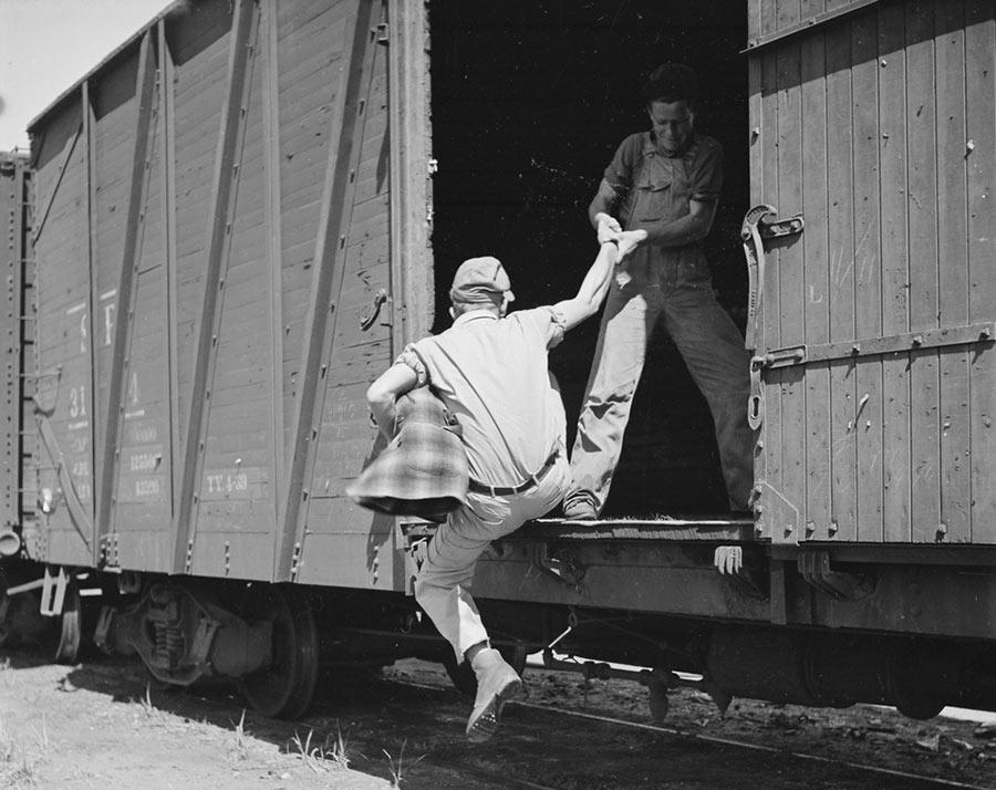 Loving Language, Loving Railroads