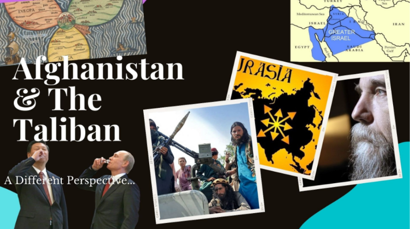 The Fall of Afghanistan to the Taliban